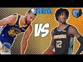Golden State Warriors vs Memphis Grizzlies 10/28/21 Free NBA Pick and Prediction NBA Betting Tips