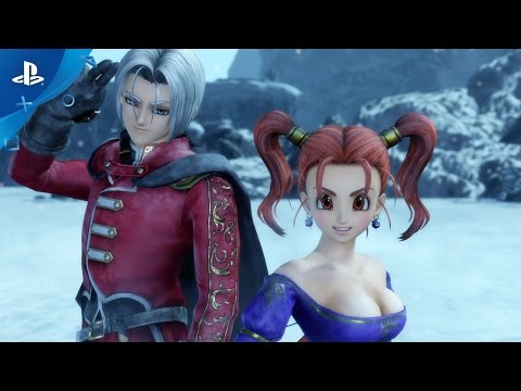Dragon Quest Heroes II - Meet the Heroes, Part VI: Jessica & Angelo | PS4