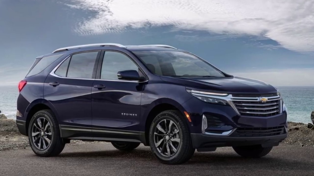 شفروليه ايكونكس 2021 Chevrolet Equinox Youtube