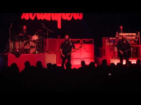 The Stranglers - Princess of the Streets / Always the Sun - Perth Concert Hall, 3rd March 2016