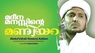 Madinah Manassinte Maniyara (Full) - Vahab Naeemi,Kollam