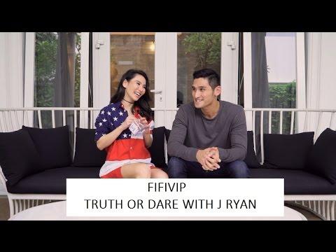 Truth or Dare with J Ryan Karsten   FifiVIP - FITRIA YUSUF (Bahasa Indonesia)