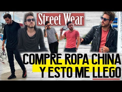 "OUTFITS CON ROPA CHINA  ""LO QUE PEDI VS LO QUE RECIBÍ"" 