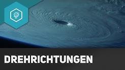 Drehrichtung Hochdruckgebiete und Tiefdruckgebiete - Regionale Windphänomene 5