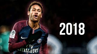 Neymar Jr - New Rules ● Dribbling Skills & Goals 2017/2018 HD