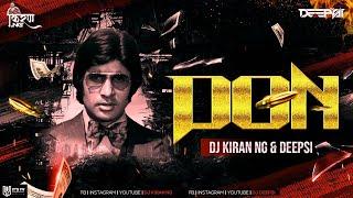 Don - Remix | DJ Deepsi | DJ Kiran NG | Are Deewano Mujhe Pehchano Dj | Don Amitabh Bachchan