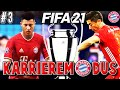FIFA 21: CHAMPIONS LEAGUE KAMPF !! 🔥⚽️ #03 FC Bayern München Karriere (deutsch)