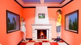 видео Музей оптических иллюзий на Арбате. Отзывы посетителей
