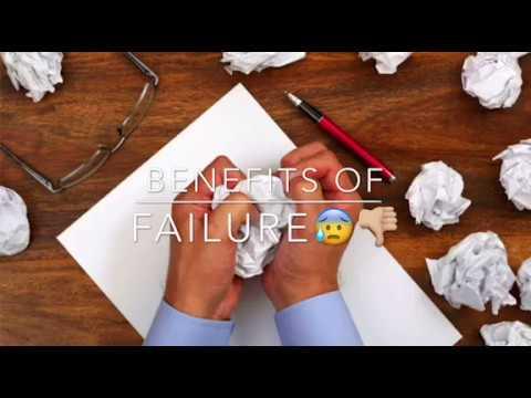 Benefits of failure (Andrea Trujillo) AJ 2