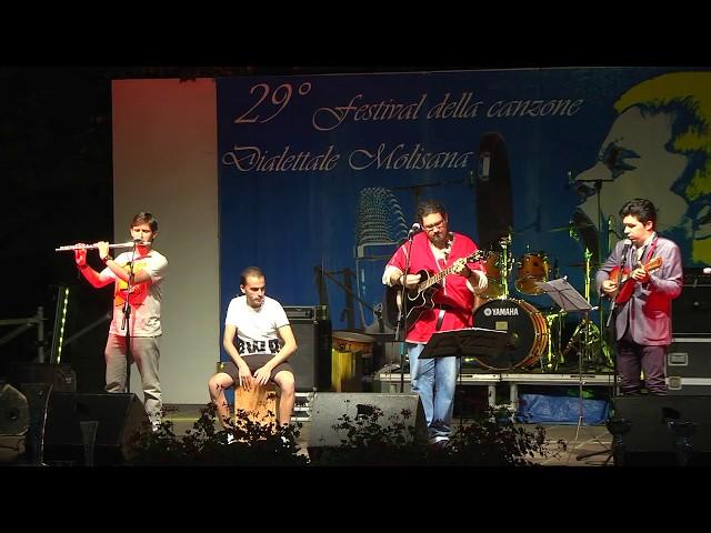29^ Festival Canzone Dialettale Molisana:  A bard's