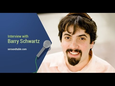Barry Schwartz, CEO of RustyBrick & founder of Search Engine Roundtable - Search Talk Live
