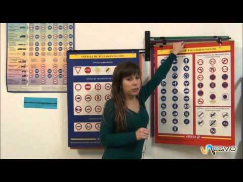 Señales verticales - Autoescuela