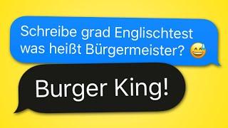 40 WhatsApp CHATS von SCHÜLERN!