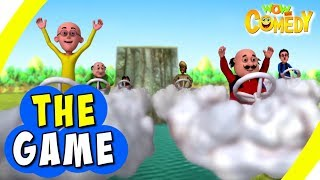 Motu Patlu- EP34A | The Game | Funny Videos For Kids | Wow Kidz Comedy