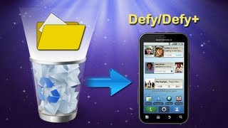 [Motorola Defy Recovery] How to Recover Deleted Files/Music/Photos/Videos from Moto Defy/Defy+