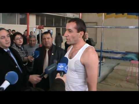 New World Record by Roman Sahradyan (ARMENIA)