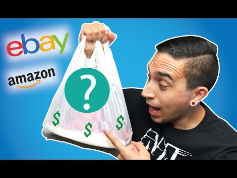 TOP 5 PERFECT SPOTS TO BUY INVENTORY TO SELL ON EBAY + AMAZON!