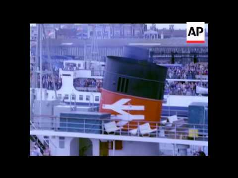 Jubilee Spithead Review - Colour - No Sound - 1977