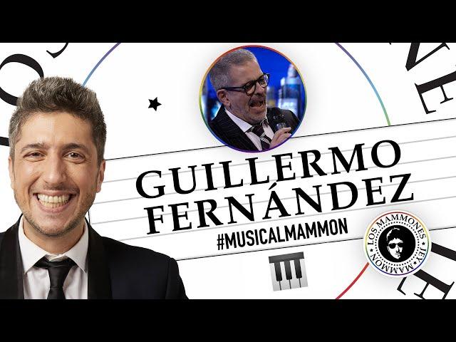 Guillermo Fernández y Jey Mammón en el #MusicalMammon 🎶🎤 - Los Mammones