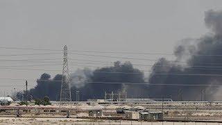 U.S. prepares response to attack on Saudi oilfields