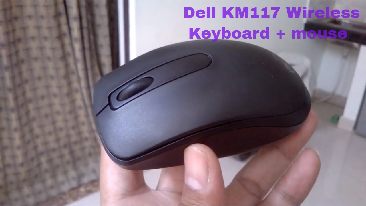 8efd9fc75eb Dell KM117 Wireless Keyboard+Mouse kit Unboxing - YouTube