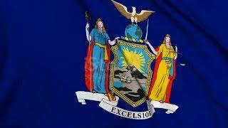New York State Flag Test