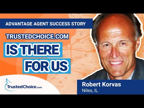 Illinois Agency Success Story - Robert Korvas