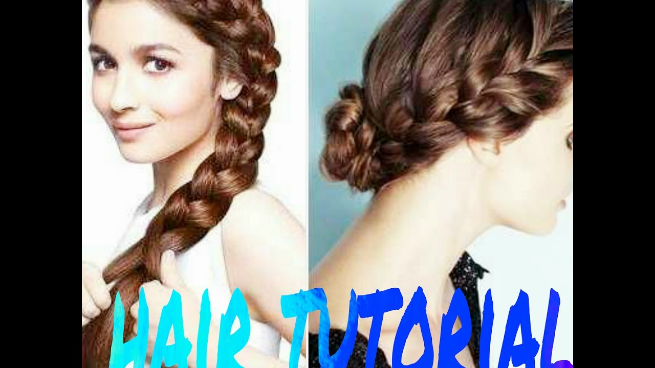 2 indian wedding hairstyles for round face l beauty box