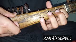 Zaroori tha Rahat fateh ali khan song in rabab slow motion for learners and beginners