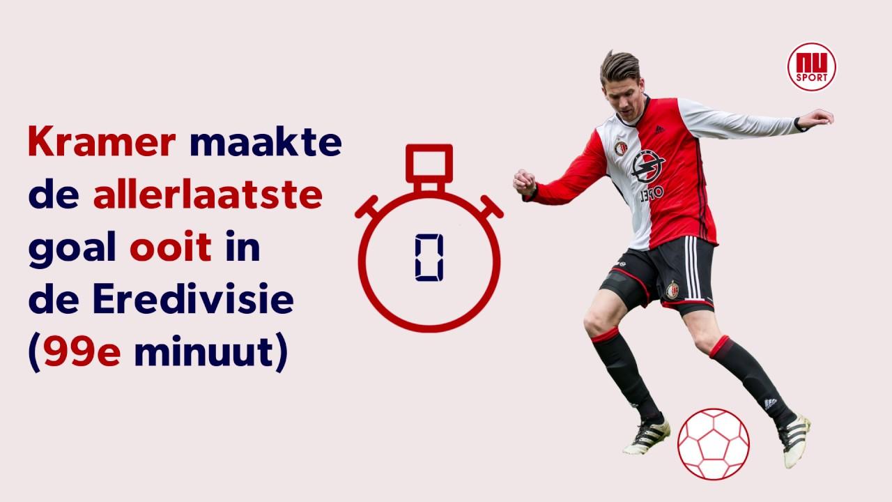 De opvallendste cijfers uit seizoen 2016/2017 van de Eredivisie