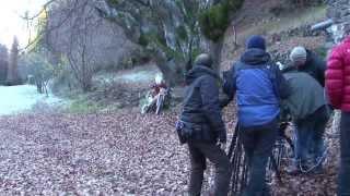 Clip#7 girando 'La prima neve' di Andrea Segre - Matteo Marchel motociclista