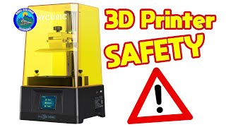 Lets Talk 3D Printer Safety: What I have learnt