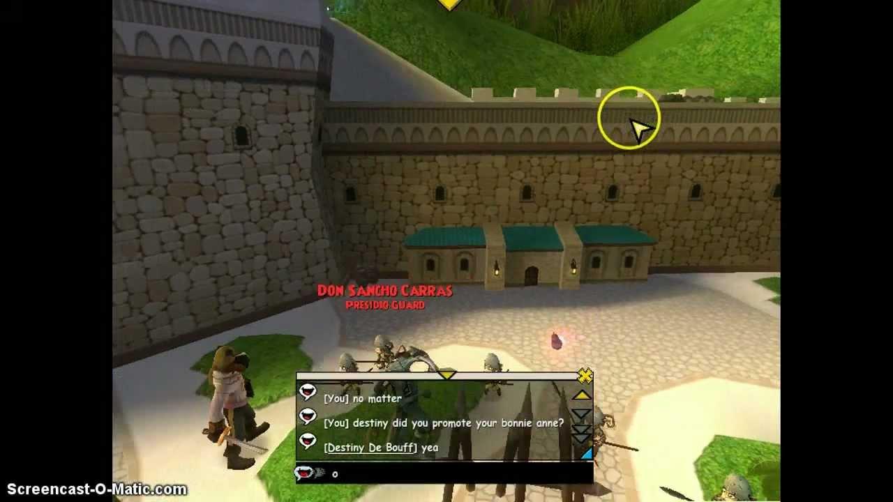 pirate101-the presidio-guide