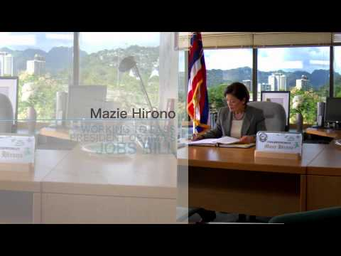 "Mazie Hirono - ""Better"""
