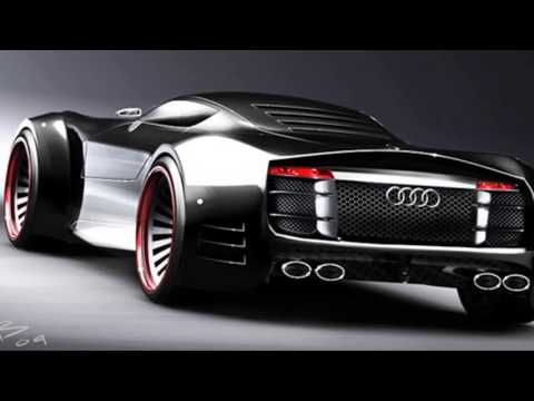 Electric Blue Wallpaper Hd Audi A10 Youtube