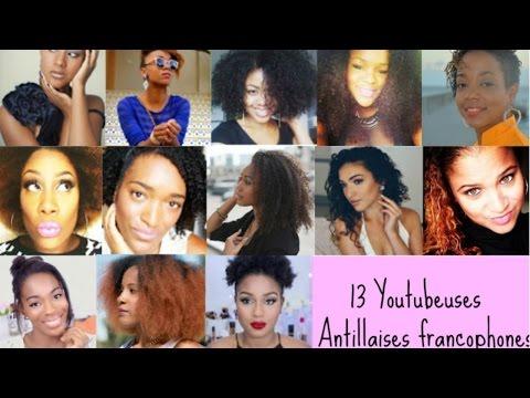 13 Youtubeuses Antillaises francophonesde YouTube · Durée:  7 minutes