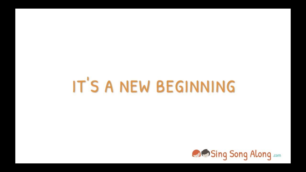 beginnings song