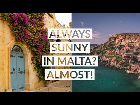 Top things to do in Malta? Travel Guide to the beautiful Island! Even when it rains ☔