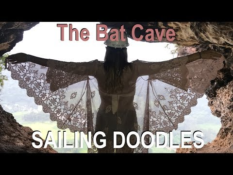 The Bat Cave and Arecibo in Puerto Rico - Sailing Doodles Episode 36