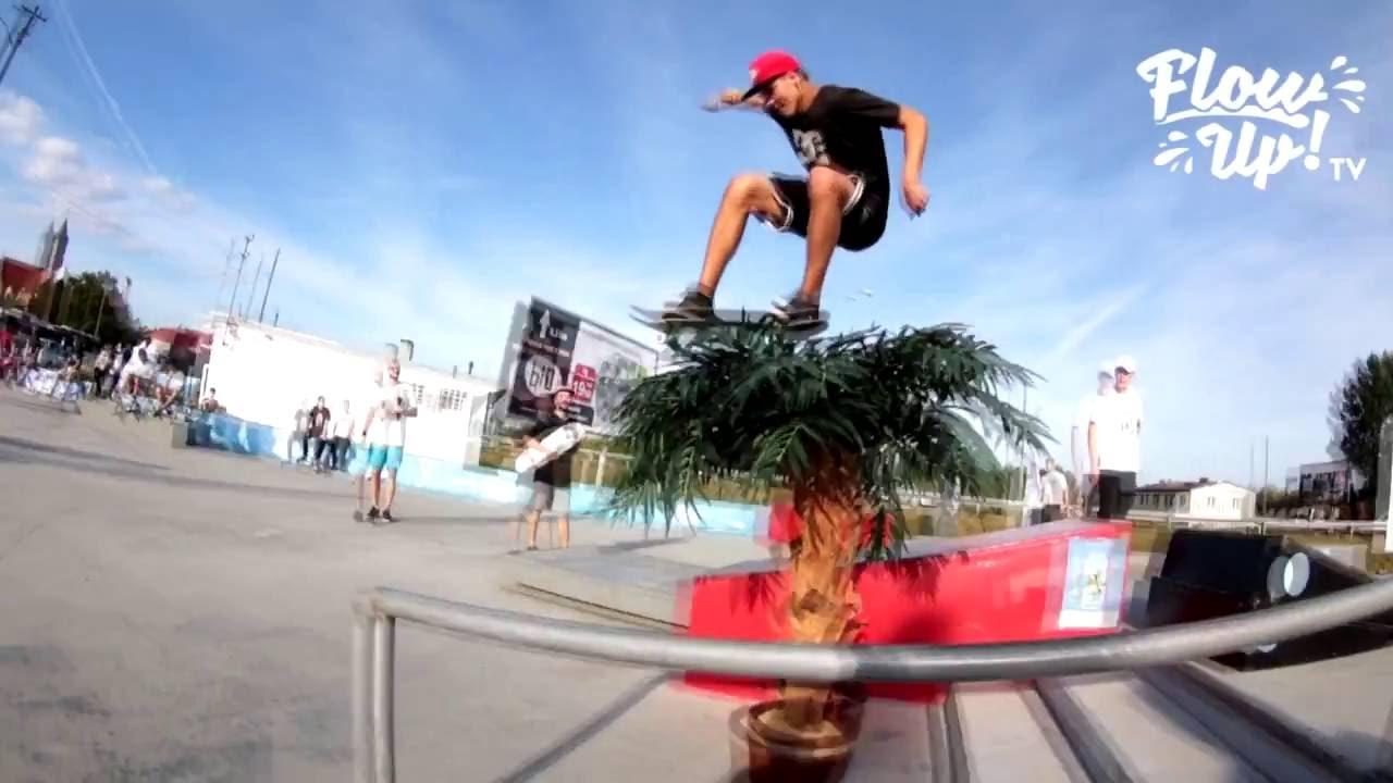 SkateCUP Kołbaskowo 2016 - FlowUP!