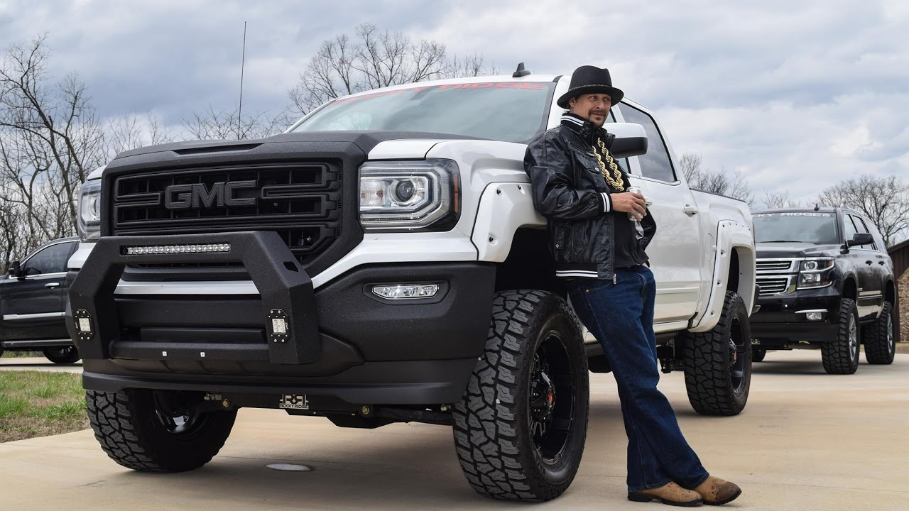 Kid Rock Cars >> Welcome To The Family Kid Rock - YouTube