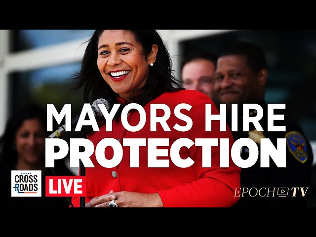 Live Q&A: Defund the Police Mayors Hired Private Security; Larry Elder Sues Over Ballot Exclusion
