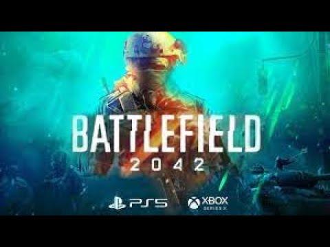 Battlefield 2042 : Official Announcement PS5 trailer (ft. 2WEI)