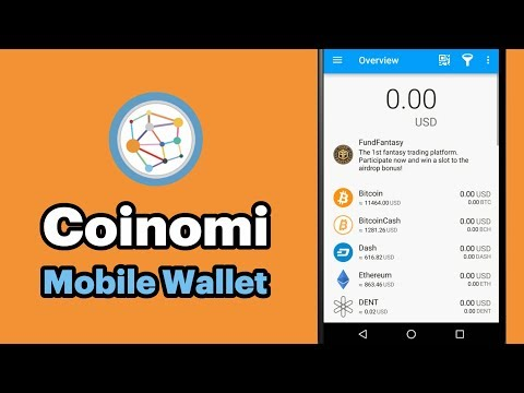 How To Use Coinomi- Multicurrency Wallet On Your Phone?