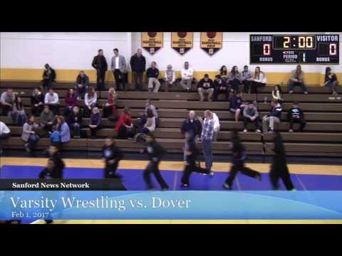 Wrestling vs. Dover