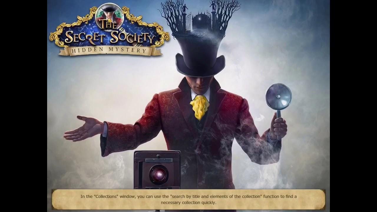 Let's Play: The Secret Society - Hidden Mystery #52