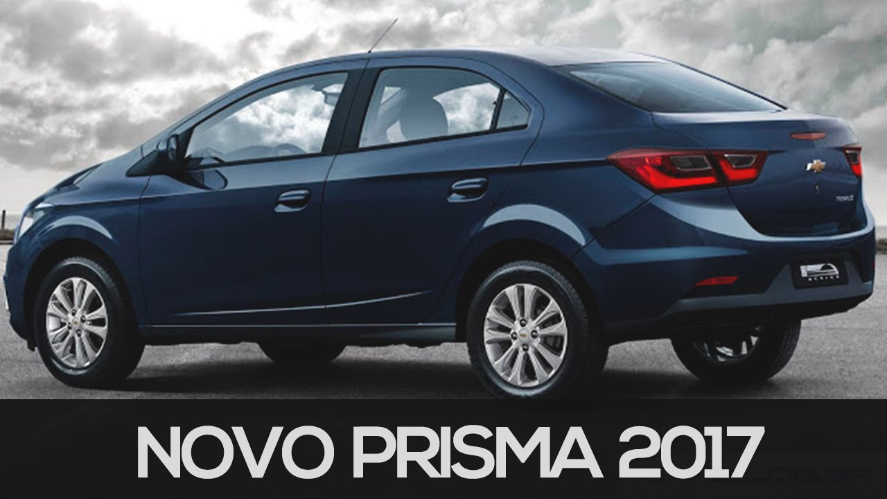 Novo Chevrolet Prisma Autos Novos Youtube