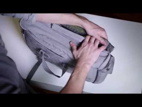 ABLE ARCHER Satchel - Flap Removal