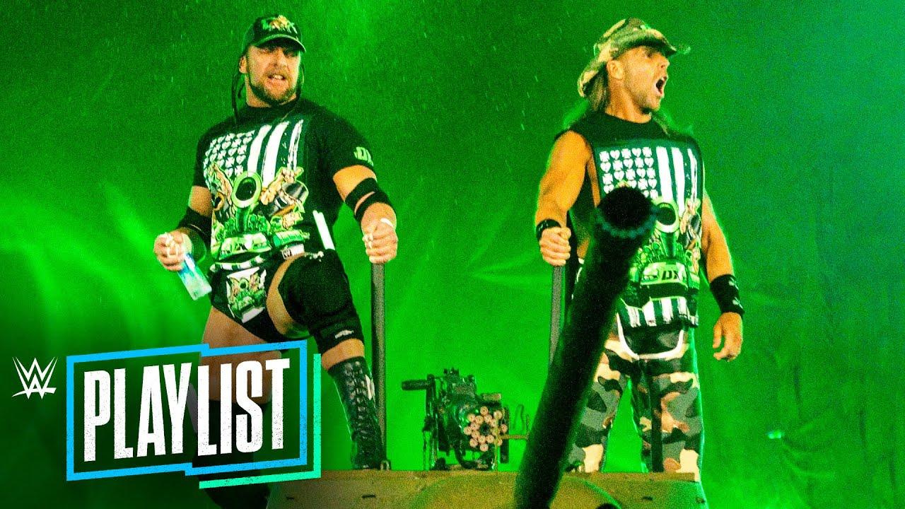 Download The coolest SummerSlam entrances: WWE Playlist