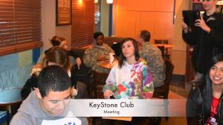 Keystone Club Meeting, 6 Feb 2014  - Youth Center Round Up - YCTV 1403